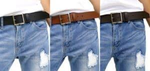 Best Mens Belts for Jeans Reviews