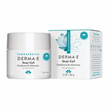 Fresh Face Calling | Derma E Scar Gel Review