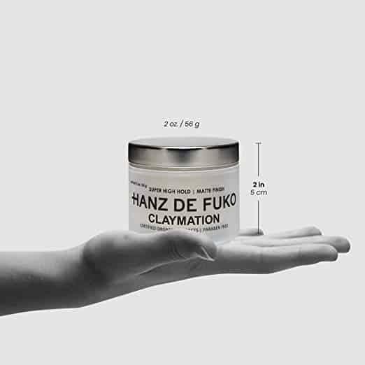Hanz de Fuko Natural Ingredients