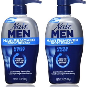 Nair for Men Review | Body Cream for Hair Removal Purposes