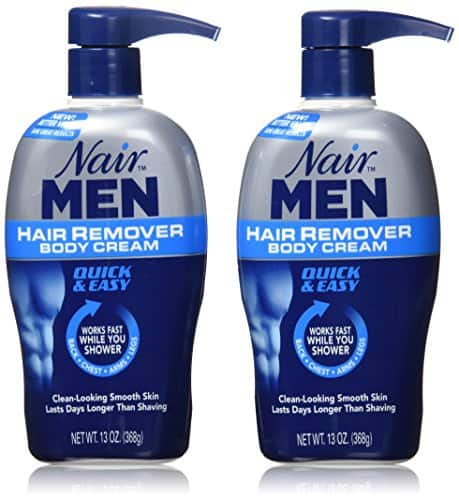 Nair For Men Review Body Cream For Hair Removal Purposes