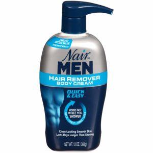 Nair Hair Remover for Men Hair Remover Body Cream