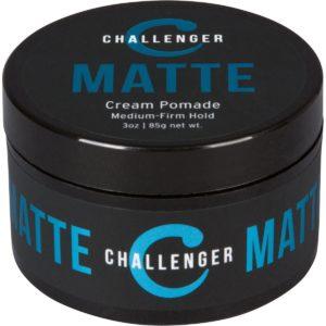 Challenger Matte Cream Pomade- Medium-Firm Hold