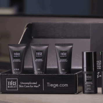 Clear-Cut Tiege Hanley Review for Men's Skincare
