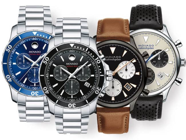 Top 5 Best Movado Watch Review