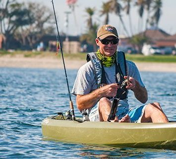 A Beginner-Friendly Lifetime Triton Angler Kayak Review