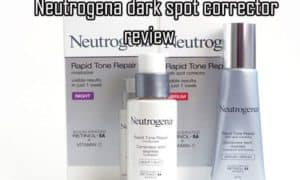 Neutrogena Dark Spot Corrector Review