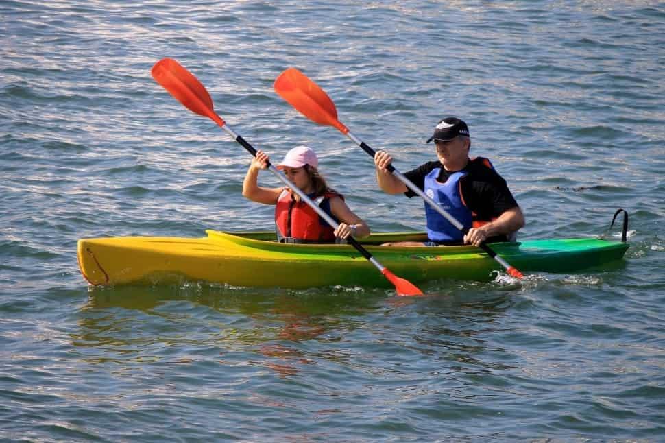 Safety for Kayaking