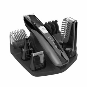 The Remington Head-To-Toe Grooming Kit