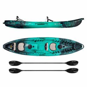 Vibe Kayaks Skipjack 120T 12 Foot Tandem