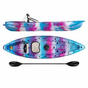 Vibe Kayaks Skipjack 90 Sit On Top Fishing Kayak
