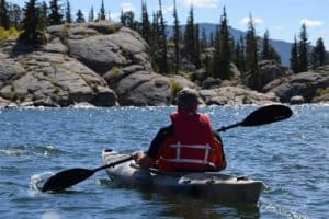 How to Paddle a Kayak?