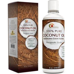 Maple Holistics Coconut Oil