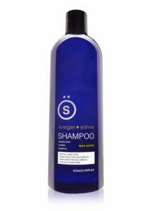 Tea Tree Oil Shampoo for Men's Hair