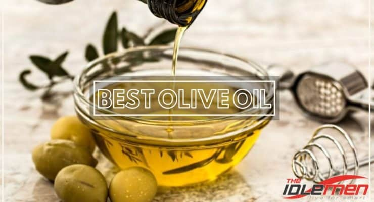 Best Olive Oil for Hair Skin and Face in The World