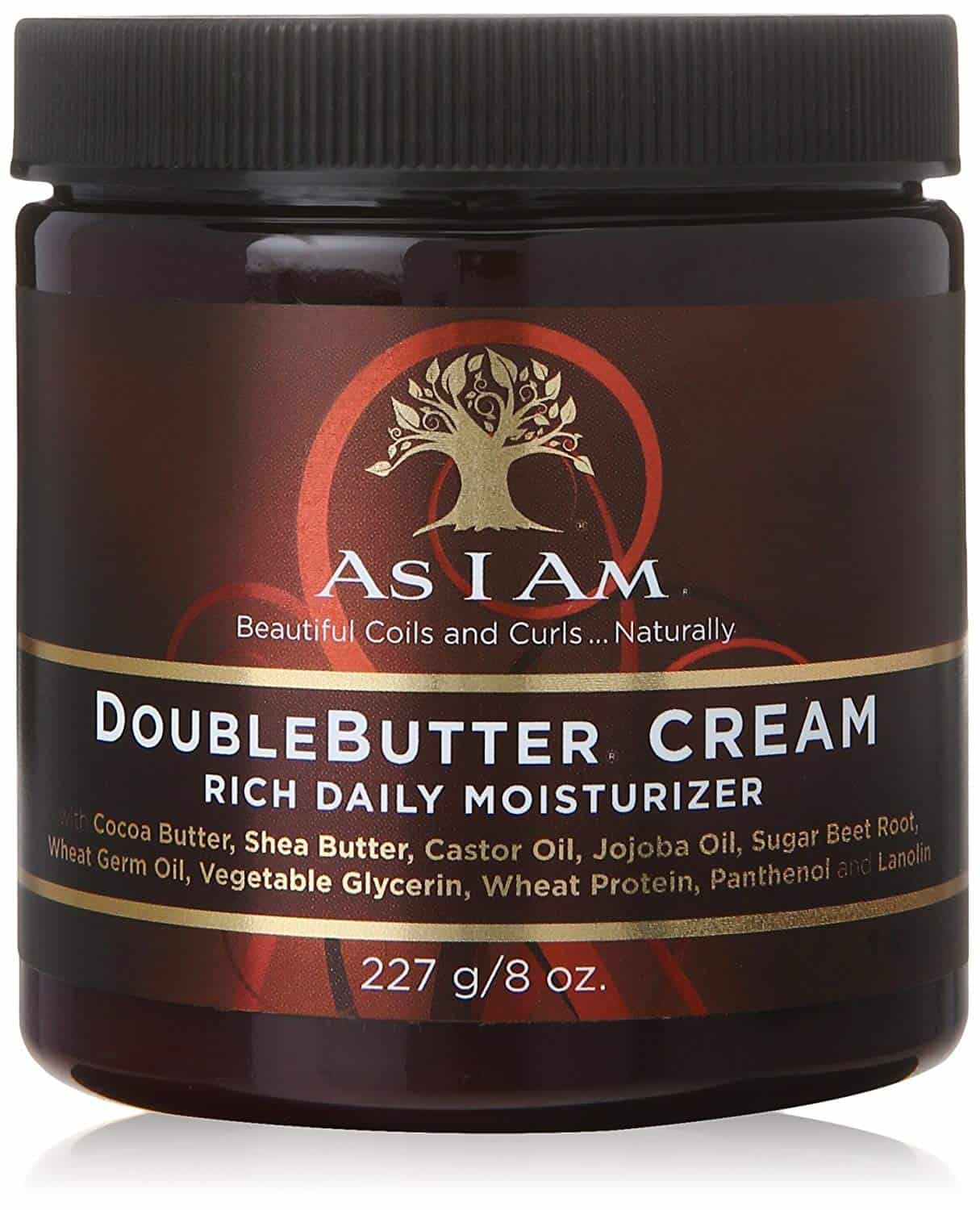 As I Am Double Butter Cream Review for Waves