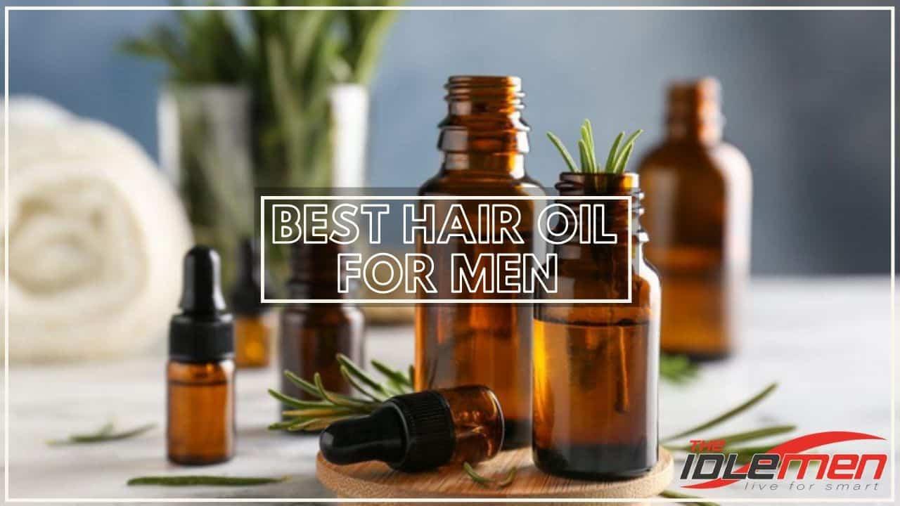 Best Hair Oil for Men
