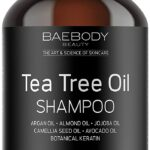 Baebody Tea Tree Oil Shampoo for Dandruff