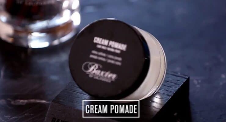 Baxter Cream Pomade Review