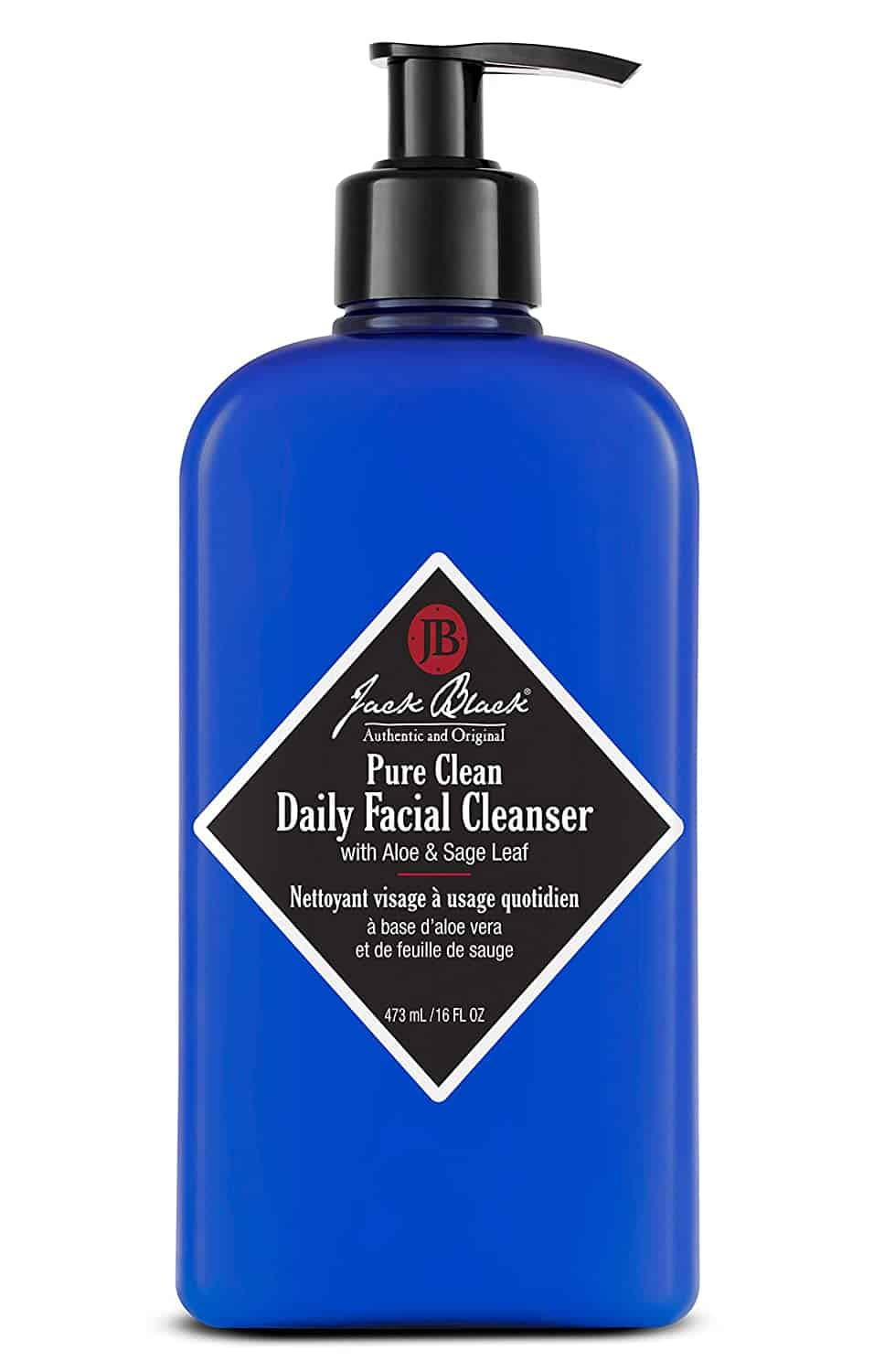 Jack Black Pure-Clean Daily Cleanser review