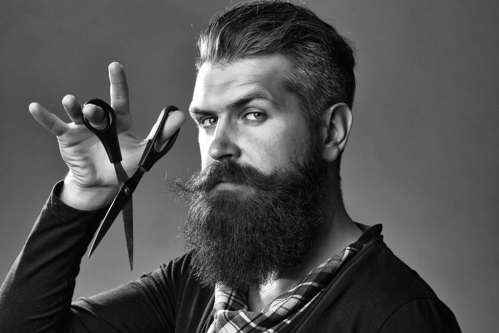 How Do You Take Care Of A Curly Beard?