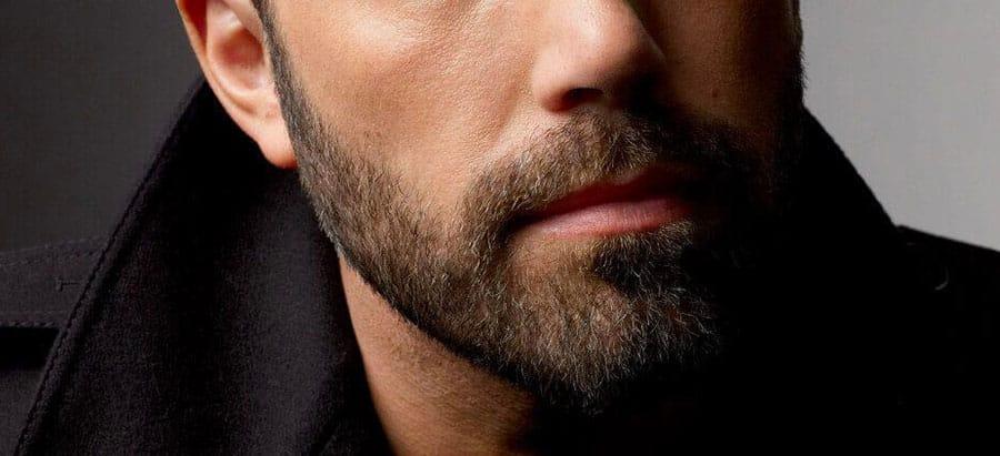 How to Straighten Short Beard Hair
